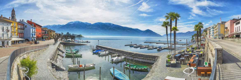 Lago Maggiore Wetter